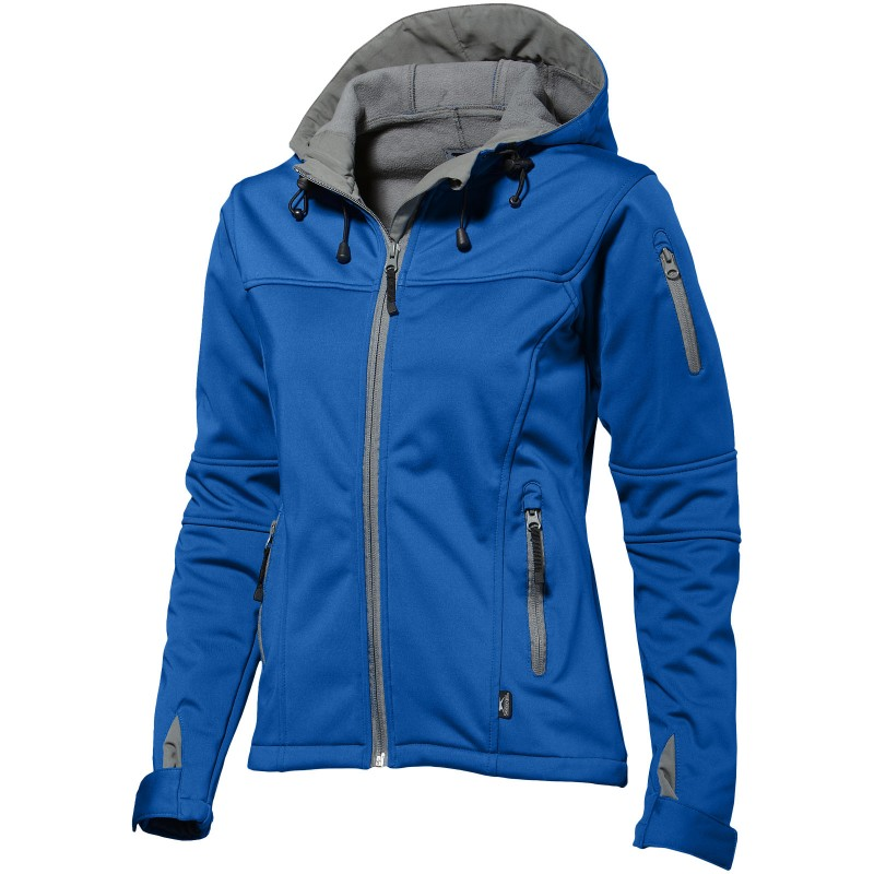 Match softshell dame jakke