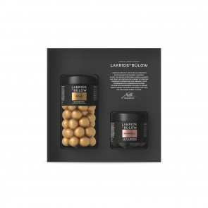 Black Box - Gold / Snowball  - Lakrids by Bülow