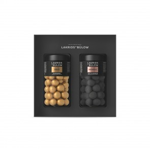 Black Box - Regular Gold / Snowball  - Lakrids by Bülow