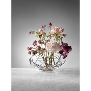 Orrefors bloom vase