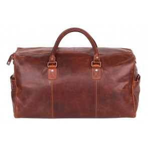 Cap Florens - Weekend Bag Cognac