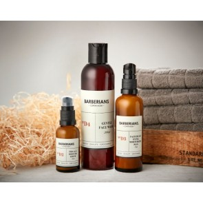 The Essential Face Care Box - Barberians