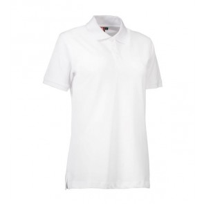 Stretch poloshirt | dame