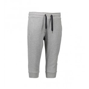 Sporty sweat capri