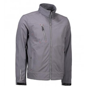 Worker softshell-jakke