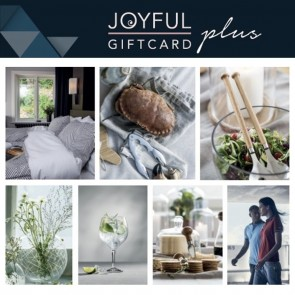 Joyful Giftcard Plus - 400kr