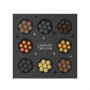 Winter Selection Box - Lakrids By Bülow